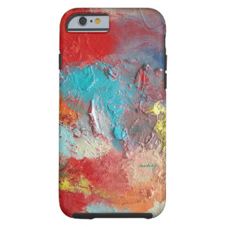 Abstract Red Turquoise Colorful Phone Case Samsung Galaxy SIII Cover