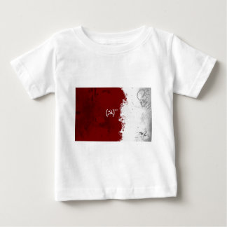 Abstract Red USSR Soviet Baby T-Shirt