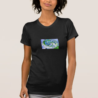 Abstract Reflections Digital Art #3 T shirt