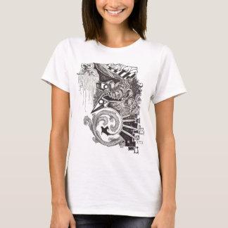 Abstract Reptiles T-Shirt