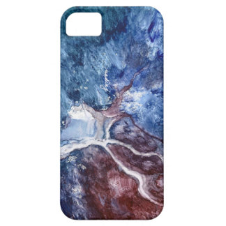 Abstract Resuscitation Phone Case iPhone 5 Cover