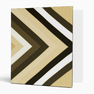 Abstract Retro Binder