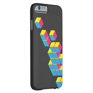 Abstract Retro (Digital) iPhone 6/6s Case