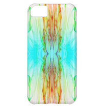 abstract retro funky art case for iPhone 5C