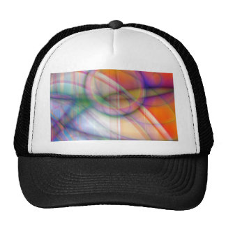 abstract retro pastell created by Tutti Trucker Hat