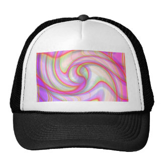 abstract retro pastell no. 2  created by Tutti Trucker Hat