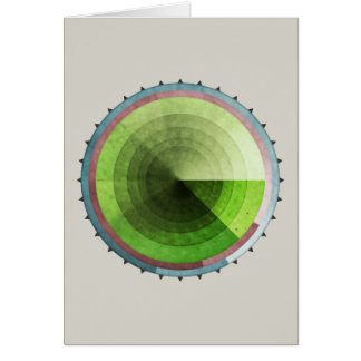 Abstract Rings of Green Card