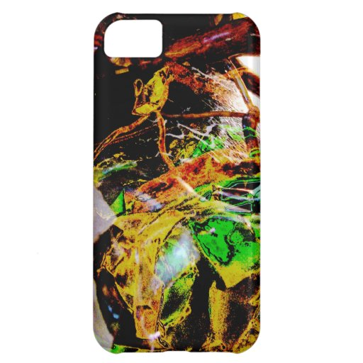 Abstract roots iPhone 5 case barelythere