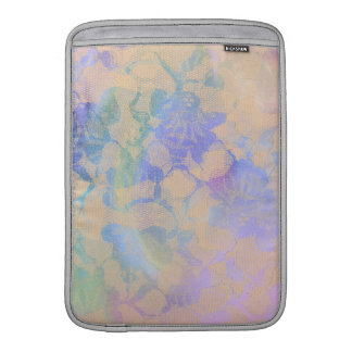 Abstract Roses In Pastel Colors MacBook Air Sleeve
