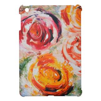 Abstract Roses iPad Mini Cover