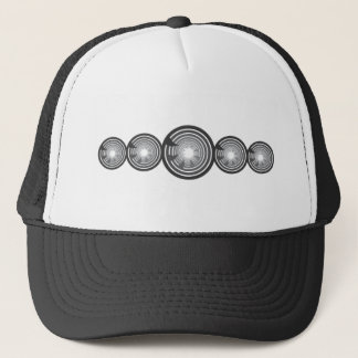 Abstract Round Cap