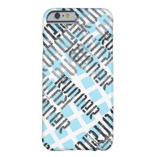 Abstract Runner iPhone 6 Case