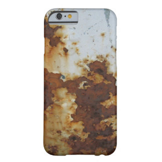 Abstract - Rust Barely There iPhone 6 Case