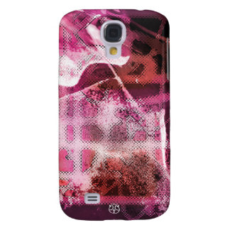 Abstract Rusty Pink Speck iPhone 3 Case