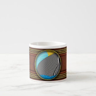 Abstract - Sailing Espresso Cup