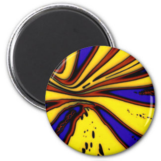 abstract sample abstract pattern magnet