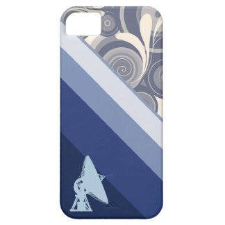 Abstract Satellite Dish iPhone Case