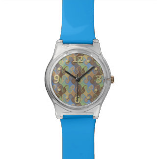 ABSTRACT SCROLL WATCH