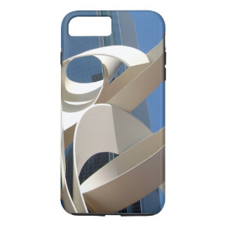 Abstract Sculpture Los Angeles iPhone 8 Plus/7 Plus Case