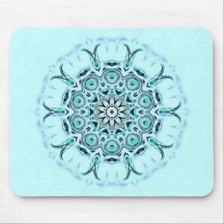 abstract seafoam mousepad