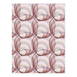 Abstract Seamless Geometric Background from Ellips Postcard