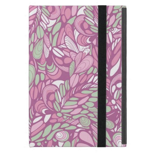 Abstract seamless pattern case for iPad mini