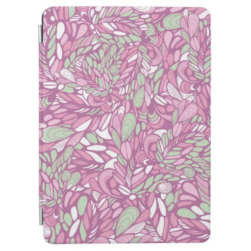 Abstract seamless pattern iPad air cover
