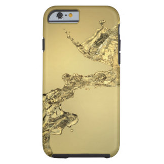 Abstract Shape Formed by Splashing Water Tough iPhone 6 Case