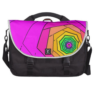 abstract shapes bags for laptop