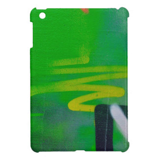abstract shapes paint background iPad mini covers