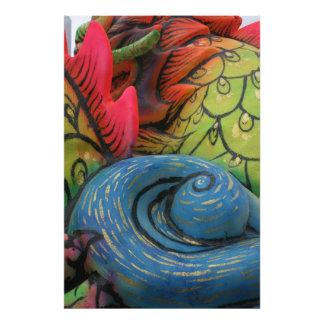 Abstract - shell photo print