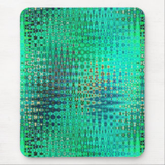 Abstract Shimmer Mouse Pad