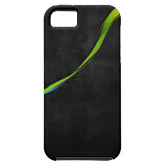 Abstract Simple Green Line Across iPhone SE/5/5s Case