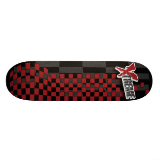 Abstract Skateboard Custom Skateboard