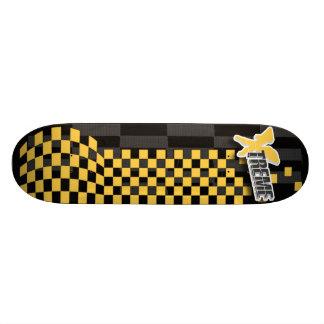 Abstract Skateboard Skate Board