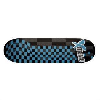 Abstract Skateboarding Skate Board Deck