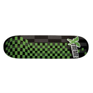 Abstract Skateboarding Skateboards