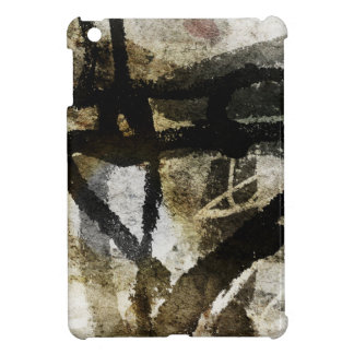 Abstract Sketch iPad Mini Covers