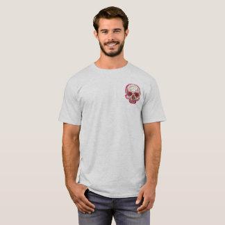 Abstract Skull T-Shirt