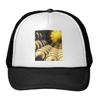Abstract Sky Portal Trucker Hat