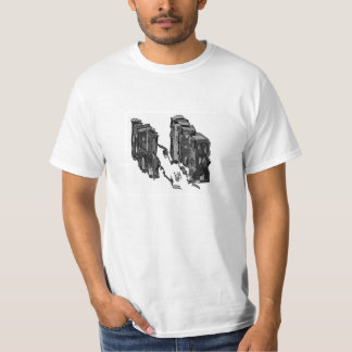 abstract skyscrapers T-Shirt