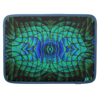 Abstract Sleeve For MacBook Pro