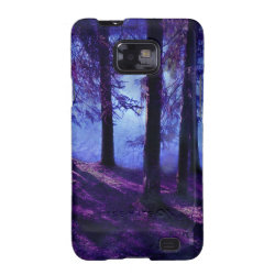 Abstract Small Forest Pond Samsung Galaxy S2 Cover