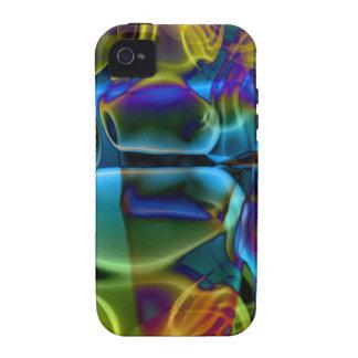 Abstract Smoke Art iPhone 4 Case