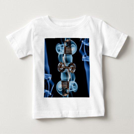 Abstract Smoke Art Photography Baby T-Shirt