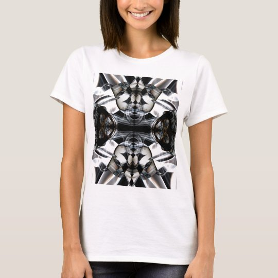 Abstract Smoke Art Photography T-Shirt