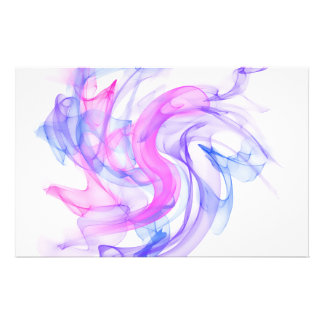 Abstract  Smoke on the Water Stationery