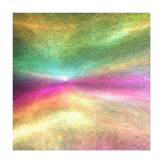 abstract smoky stretched canvas prints