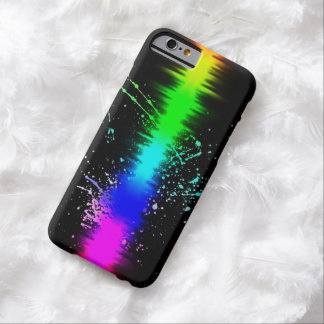 Abstract Sonic Rainbow iPhone 6 Case
