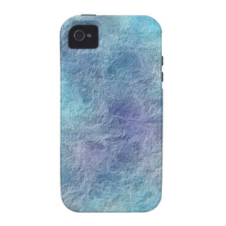 Abstract Soothing Cool Blue Colors Case-Mate iPhone 4 Case